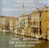 Salve regina (Vivaldi-Teleman-Bach...)
