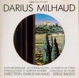 MILHAUD - Milhaud - Château du feu (le)