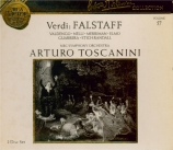 VERDI - Toscanini - Falstaff, opéra en trois actes