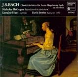 Petit livre d'Anna Magdalena Bach (extraits)