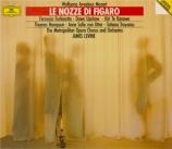 MOZART - Levine - Le nozze di Figaro (Les noces de Figaro), opéra bouffe