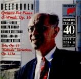 BEETHOVEN - Serkin - Trio avec piano op.11 'Gassenhauer-Trio' : version