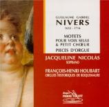 NIVERS - Houbart - Motets