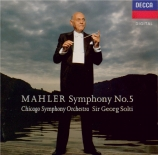 MAHLER - Solti - Symphonie n°5