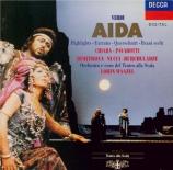 VERDI - Maazel - Aida : extraits