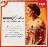 L'incomparable Callas