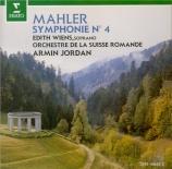 MAHLER - Jordan - Symphonie n°4
