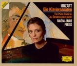 MOZART - Pires - Sonate pour piano n°11 en la majeur K.331 (K6.300i) 'Al