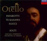 VERDI - Solti - Otello, opéra en quatre actes