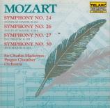 MOZART - Mackerras - Symphonie n°24 en si bémol majeur K.182 (K6.173dA)