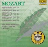 MOZART - Mackerras - Symphonie n°19 K.132