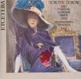 SCHREKER - Dorow - Lieder