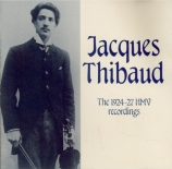 The 1924-27 HMV Recordings