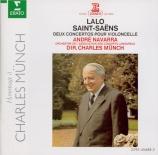 SAINT-SAËNS - Navarra - Concerto pour violoncelle n°1 op.33