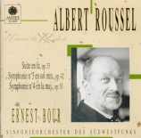 ROUSSEL - Bour - Symphonie n°3 op.42