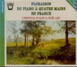Floraison du piano à quatre mains en France