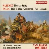 ALBENIZ - Gomez - Iberia : transcription pour orchestre
