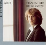GRIEG - Antoni - Ballade op.24