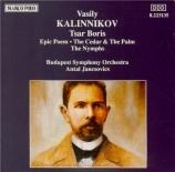 KALINNIKOV - Jancsovics - Tsar Boris