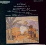 KASILAG - Lozada - Concerto pour violon LK.241