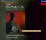 WAGNER - Leinsdorf - Die Walküre (La Walkyrie) WWV.86b