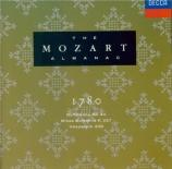 Mozart almanach 1780 Vol.8