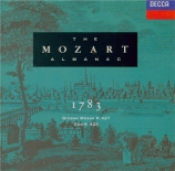 Mozart almanach 1783 Vol.11