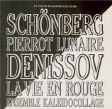 SCHOENBERG - Kaleidocollage - Pierrot lunaire op.21