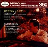 SCHUMANN - Janis - Concerto pour piano et orchestre en la mineur op.54