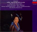 JANACEK - Mackerras - Vec Makropulos (L'affaire Makropoulos)