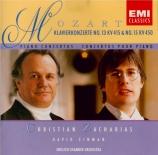 MOZART - Zacharias - Concerto pour piano et orchestre n°13 en do majeur