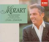 MOZART - Barenboim - Sonate pour piano n°11 en la majeur K.331 (K6.300i)