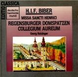 BIBER - Collegium Aureu - Missa sancti Henrici
