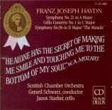 HAYDN - Schwarz - Symphonie n°21 en la majeur Hob.I:21