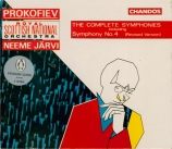 PROKOFIEV - Järvi - Symphonies (intégrale)