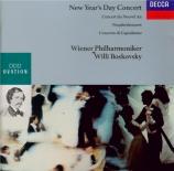 Concert du nouvel an à Vienne 1979