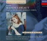 PUCCINI - Molinari-Pradel - Manon Lescaut