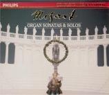 MOZART - Chorzempa - Sonates (12) d'église pour orgue (Vol.21) Vol.21
