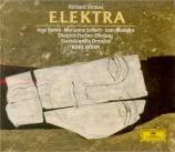 STRAUSS - Böhm - Elektra, opéra op.58