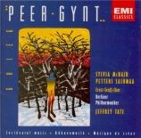 GRIEG - Tate - Peer Gynt : musique de scène