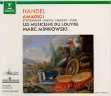 HAENDEL - Minkowski - Amadigi di Gaula, opéra en 3 actes HWV.11