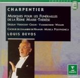 Musiques pour les funérailles de la reine Marie-Thérèse