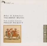 Biber & Schmelzer Trumpet Music