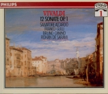 12 sonates op.1