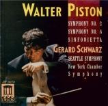 PISTON - Schwarz - Symphonie n°2