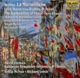 BERLIOZ - Zinman - La Marseillaise (Rouget de l'Isle) : arrangement Berl