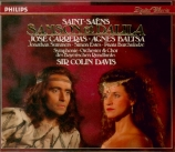 SAINT-SAËNS - Davis - Samson et Dalila