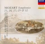 MOZART - Marriner - Symphonie n°25 en sol mineur K.183 (K6.173dB)