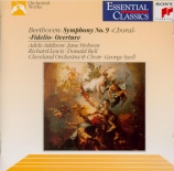 BEETHOVEN - Szell - Symphonie n°9 op.125 'Ode à la joie'