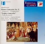 BEETHOVEN - Fleisher - Concerto pour piano n°5 en mi bémol majeur op.73
